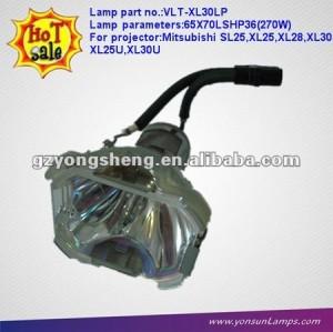 Lcd lampada del proiettore per vlt-xl30lp proiettore sl25/xl25/xl30