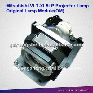 Lampade per proiettori per vlt-xl5lp sl5u mitsubishi
