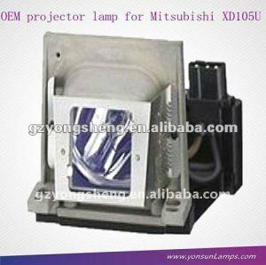 Vlt-sd105lp lampada del proiettore per mitsubishi sd105u