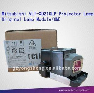 Vlt-xd210lp per mitsubishi gx314/gs312 lampade per proiettori