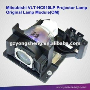 (OM) Original projector lamps module VLT-HC910LP for toshiba HC1100
