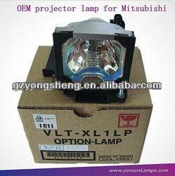 Projektor lampe für mitsubishi vlt-xl1lp mit hervorragender qualität