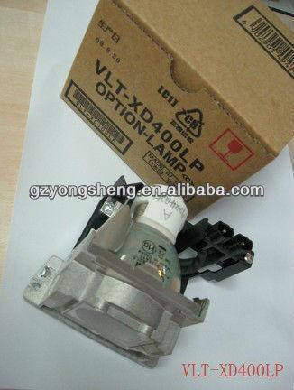 Projektor lampe für mitsubishi vlt-xd400lp mit hervorragender qualität