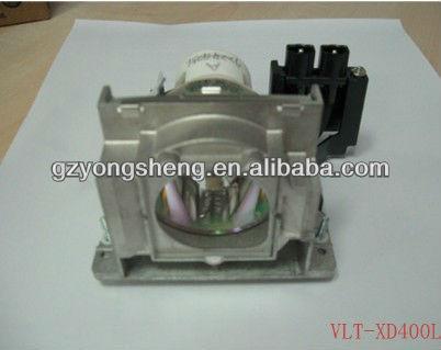 Vlt-xd400lp lampada del proiettore per mitsubishi con qualità eccellente
