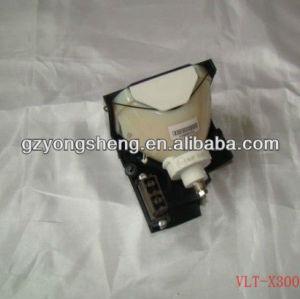 Vlt-x300lp lampada del proiettore per mitsubishi con qualità eccellente