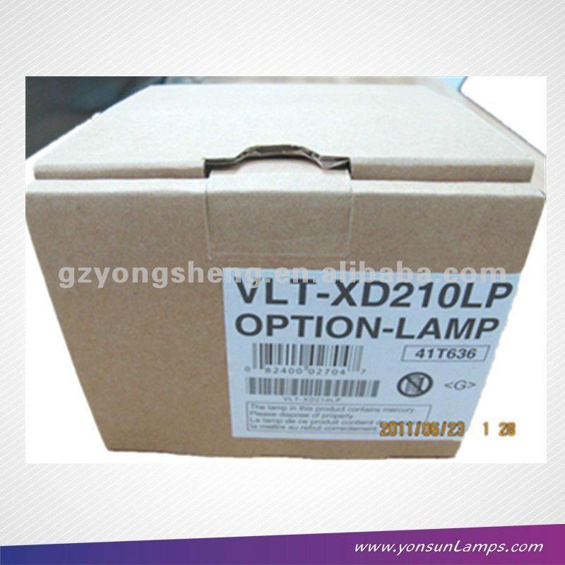 Projektor lampe für mitsubishi vlt-xd210lp mit hervorragender qualität
