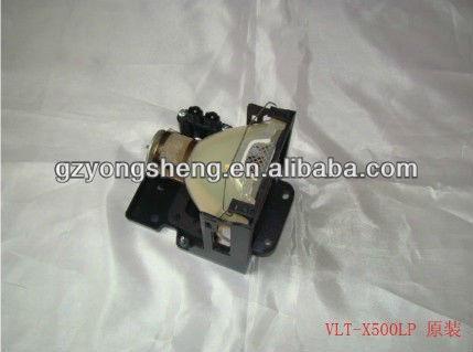 Vlt-x500lp lampada del proiettore per mitsubishi con qualità eccellente