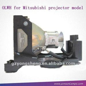 Mitsubishi vlt-xd206lp lvp-sd206 lampada del proiettore bulbo proiettore mitsubishi