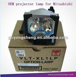Mitsubishi VLT-XL1LP projector lamp for Mitsubishi SL1U/XL1U projector