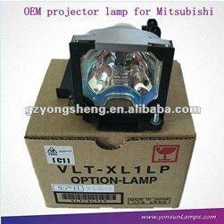 Mitsubishi vlt-xl1lp projektorlampe für mitsubishi sl1u/xl1u projektor