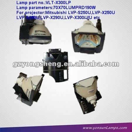 Original projektorlampe vlt-x300lp für mitsubishi projektor