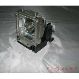 Mitsubishi vlt-xl6600lp lámparas del proyector