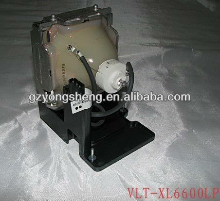 Mitsubishi vlt-xl6600lp proiettore lampade