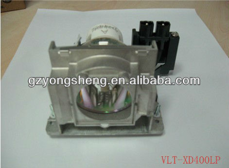 Projektor lampe für mitsubishi vlt-xd400lp xd450