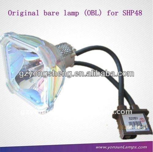 Vlt-x70lp nackte lampe für mitsubishi x70u projektorlampe