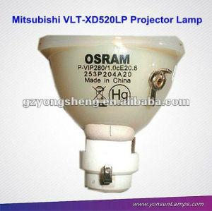 Mitsubishi vlt-xd520lp projektorlampe