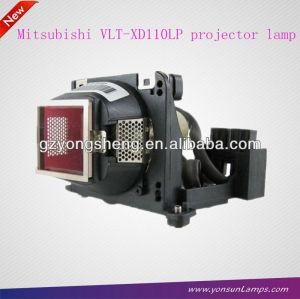 Mitsubishi vlt-xd110lp xd110u lampada del proiettore