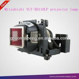 Mitsubishi vlt-xd110lp xd110u lámpara del proyector