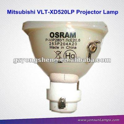 Vlt-xd520lp mitsubishi proiettore lampadina vip280w 1.0 e20.6