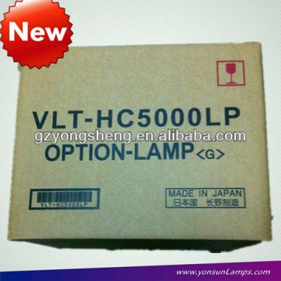 Mitsubishi vlt-hc5000lp lampada del proiettore