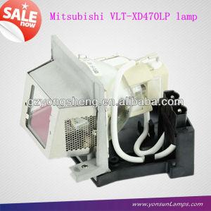 La lampada del proiettore per mitsubishi vlt-xd470lp xd470
