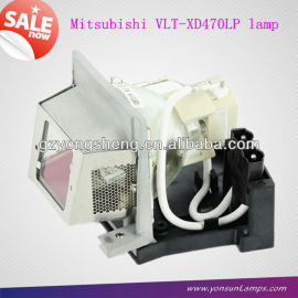 Mitsubishi VLT-XD470LP projector lamp for XD470