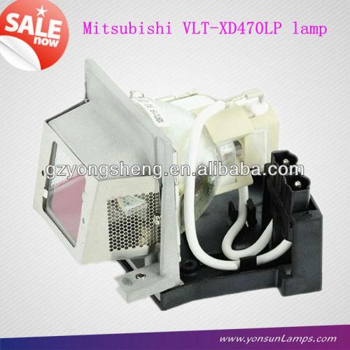 Mitsubishi vlt-xd470lp projektorlampe für xd470