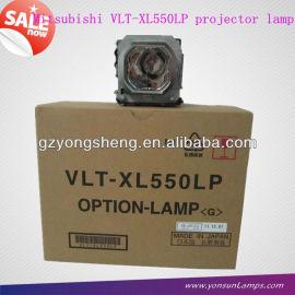 Mitsubishi vlt-xl550lp lámpara del proyector