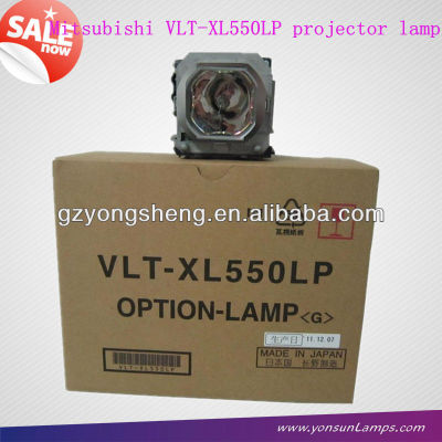 Vlt-xl550lp mitsubishi lampada del proiettore
