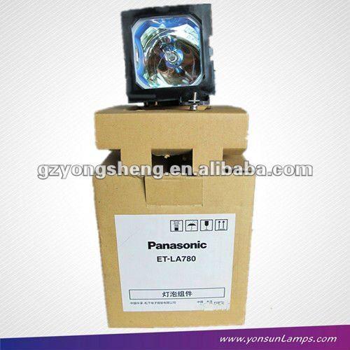 Panasonic et-la780 projektorlampe