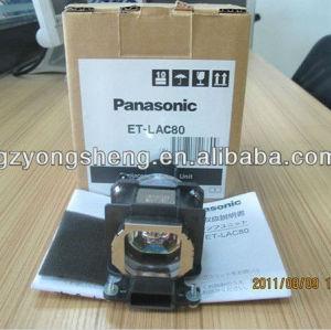 Et-lac80 hs150w дампа для проектора для panasonic et-lac80 со стабильной производительности