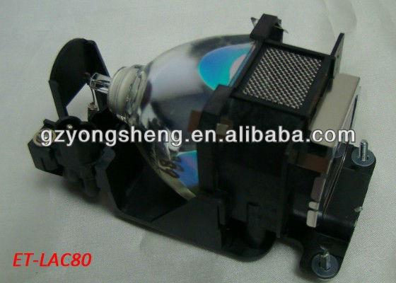 Hs150w et-lac80 lampada del proiettore per panasonic et-lac80 con prestazione stabile