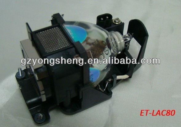 Hs150w et-lac80 projektorlampe für panasonic et-lac80 mit stabile performance
