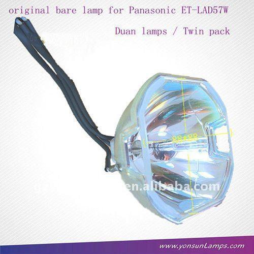 Et-lad57w per panasonic pt-d5700 lampada del proiettore
