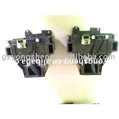 La lampada del proiettore per et-lad57w dual panasonic pt-d5700u