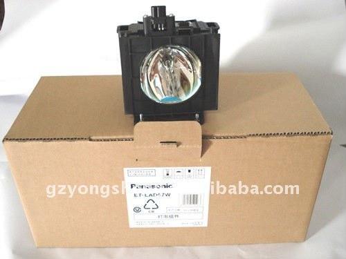 ET-LAD57W verdoppeln Projektorlampe für Panasonic PT-D5700U