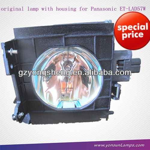 Et-lad57w projektorlampe für panasonic pt-d5700ul projektor