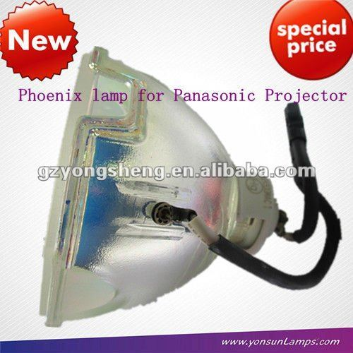 Et-lad7700 ursprünglichen nackten lampe für panasonic pt-d7700 projektor