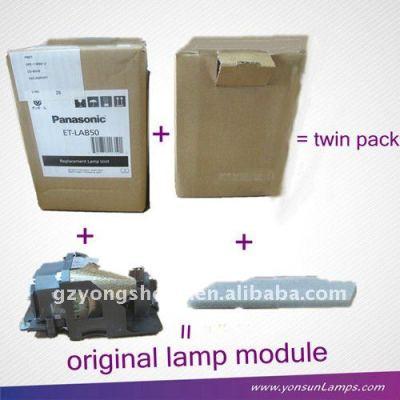 Per panasonic pt-lb50 et-lab50 proiettore lampada proiettore