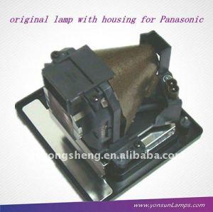 100% originale panasonic et-lae1000 pt-ae2000u lampada del proiettore