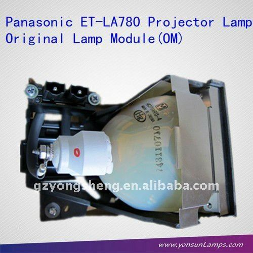 Projektorlampe panasonic et-la780