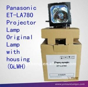 Originale panasonic pt-l780 et-la780 la lampada del proiettore per proiettore