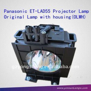 оптовая panasonic et-lad55w дампа для проектора для pt-d5000