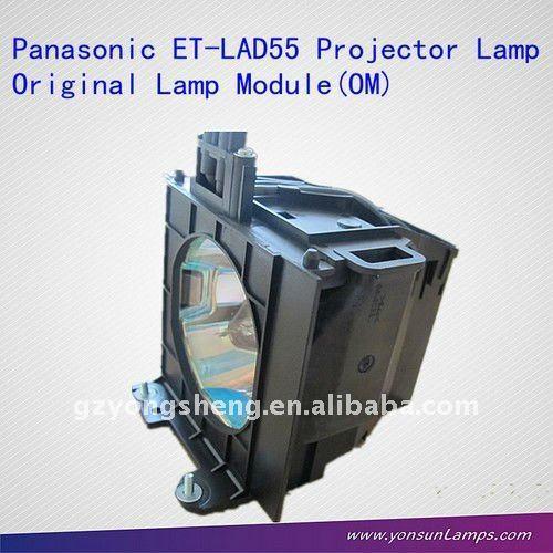 Et-lad55 lampe de projecteur pour panasonic avec une excellente qualité