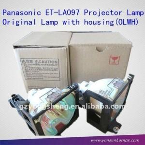 파나소닉 et-la097 pt-l597 대한 프로젝터 램프 전구