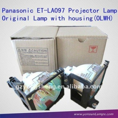 Panasonic et-la097 pt-l597 per proiettore lampadina
