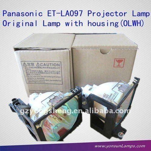 Für panasonic et-la097 pt-l597 projektor lampe