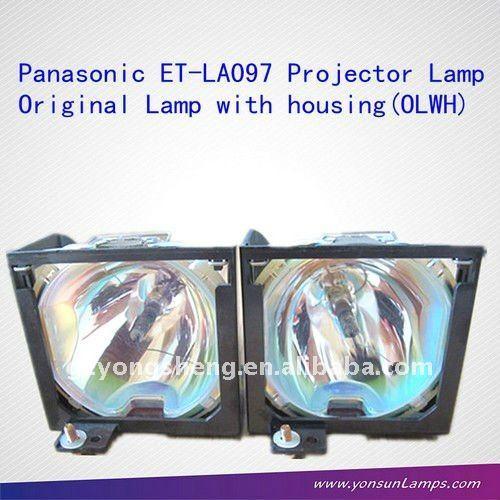 спиральный et-la097 для pt-l597 проектор лампа накаливания