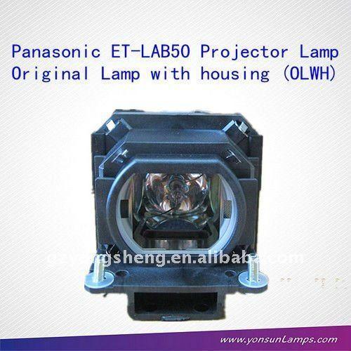 Ersatz/original panasonic et-lab50 projektorlampe