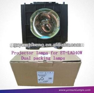 оптовая panasonic et-lad40 дампа для проектора